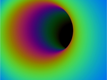 Screenshot of 3D Wormhole 2.12